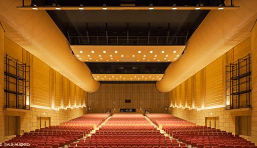 ギネス認定!世界最大の木造コンサートホールが山形県にある