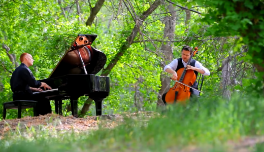 癒される事間違い無し!森の中のピアノとチェロ「A Thousand Years」