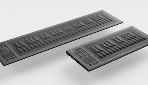 5Dタッチで自由自在!未来のピアノ「シーボードライズ」