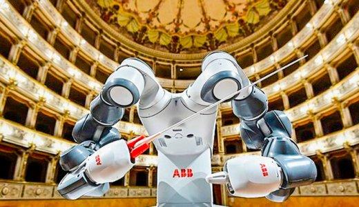 【動画有】遂にロボット指揮者登場!その存在感とは。