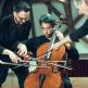【動画有】チェロの名プレイヤー達が1つのチェロを4人で囲んでボレロを演奏