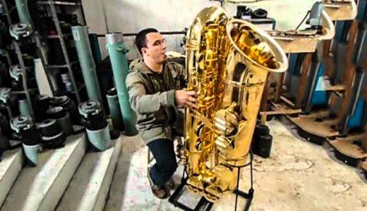 サブコントラバスサックスって何?超巨大な楽器特集