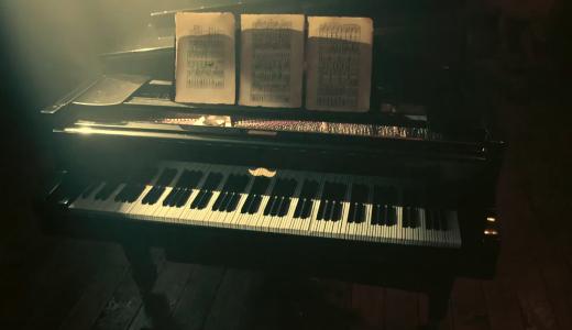 世界に1台しかない264鍵ピアノがよくわからないけど何だか凄い気がする