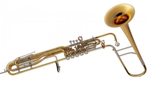 イタリアオペラで使われる低音楽器チンバッソを見てみよう♪