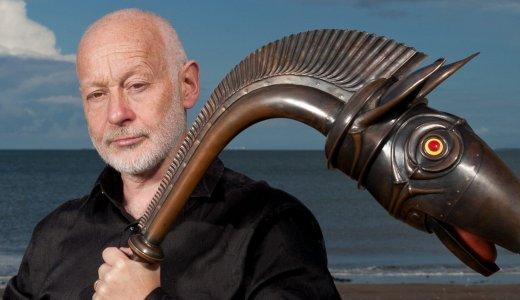 鉄器時代にケルト人が使っていた金管楽器「カーニクス」がかっこいい。