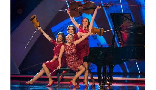 【動画有】コントのように音楽を愉しむ美女4人組「サリュー・サロン」