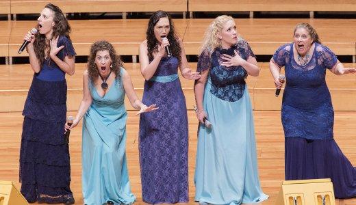 イスラエル5人組によるヴィヴァルディ「春」の美し過ぎるアカペラ