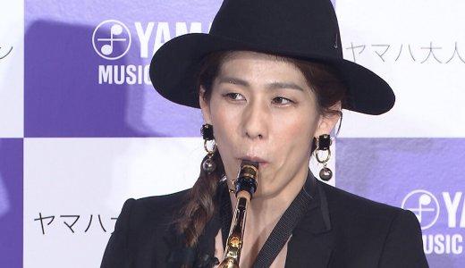 霊長類最強のレスリング吉田沙保里選手がサックスに挑戦!!