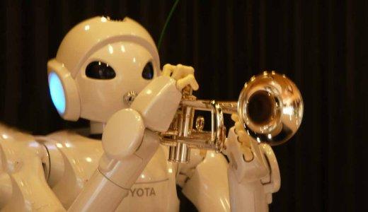 8年前に開発されていたトヨタ製ロボットの楽器演奏レベルが凄い!!