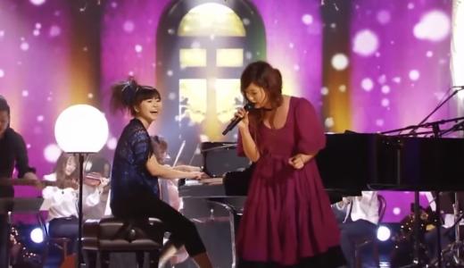 【10年前動画】2008年FNS歌謡祭の「絢香×上原ひろみ」コラボ演奏が感動的
