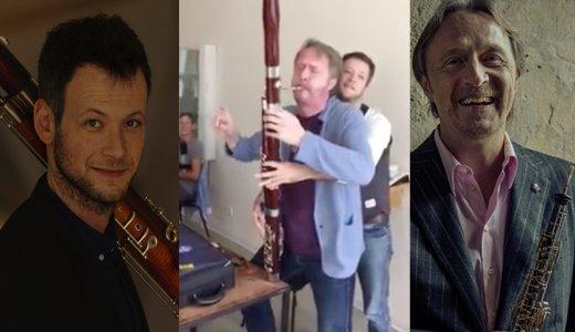 【動画】ベルリンフィル2人羽織ファゴットのクオリティが凄い